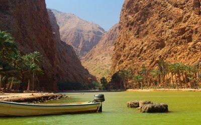 Ontdek het sprookjesachtige Oman