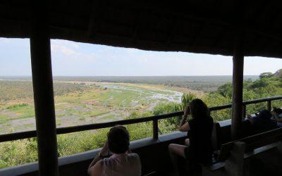 Olifants Rest Camp in Kruger National Park