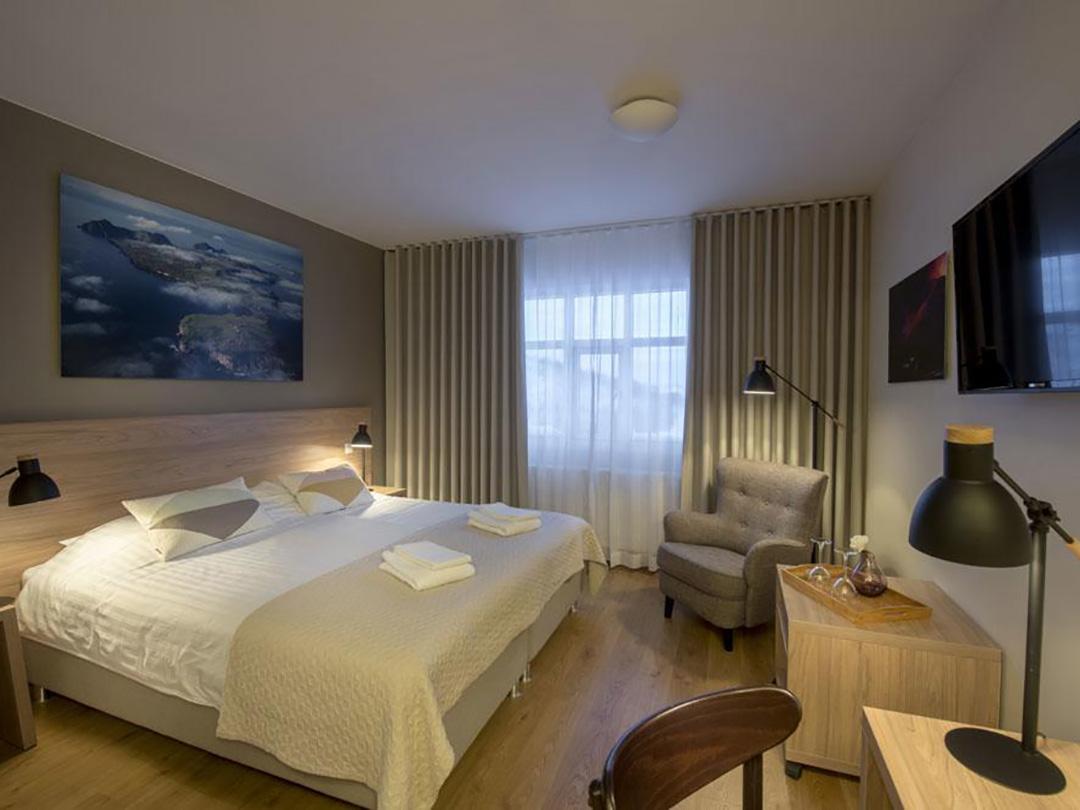 Hotel-gullfoss-ijsland