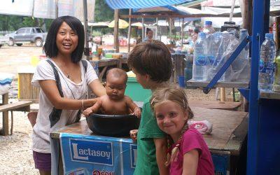 Met kinderen op reis, dit doen we nu anders