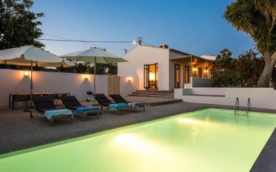 8 toffe huizen in Portugal met eigen zwembad