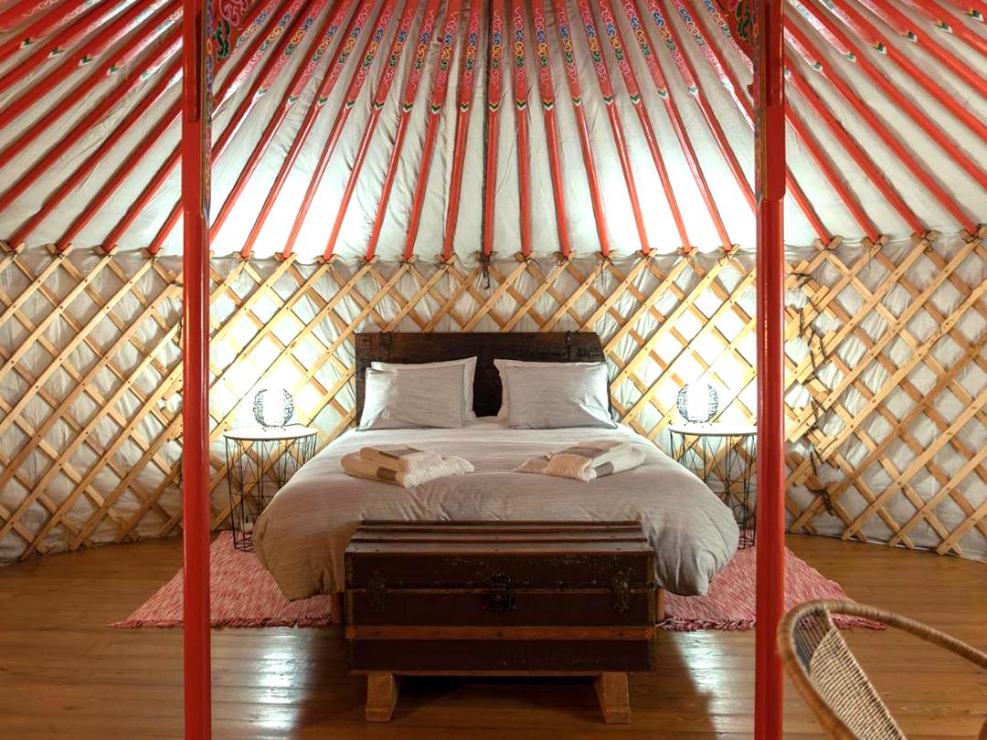 Yurts Portugal