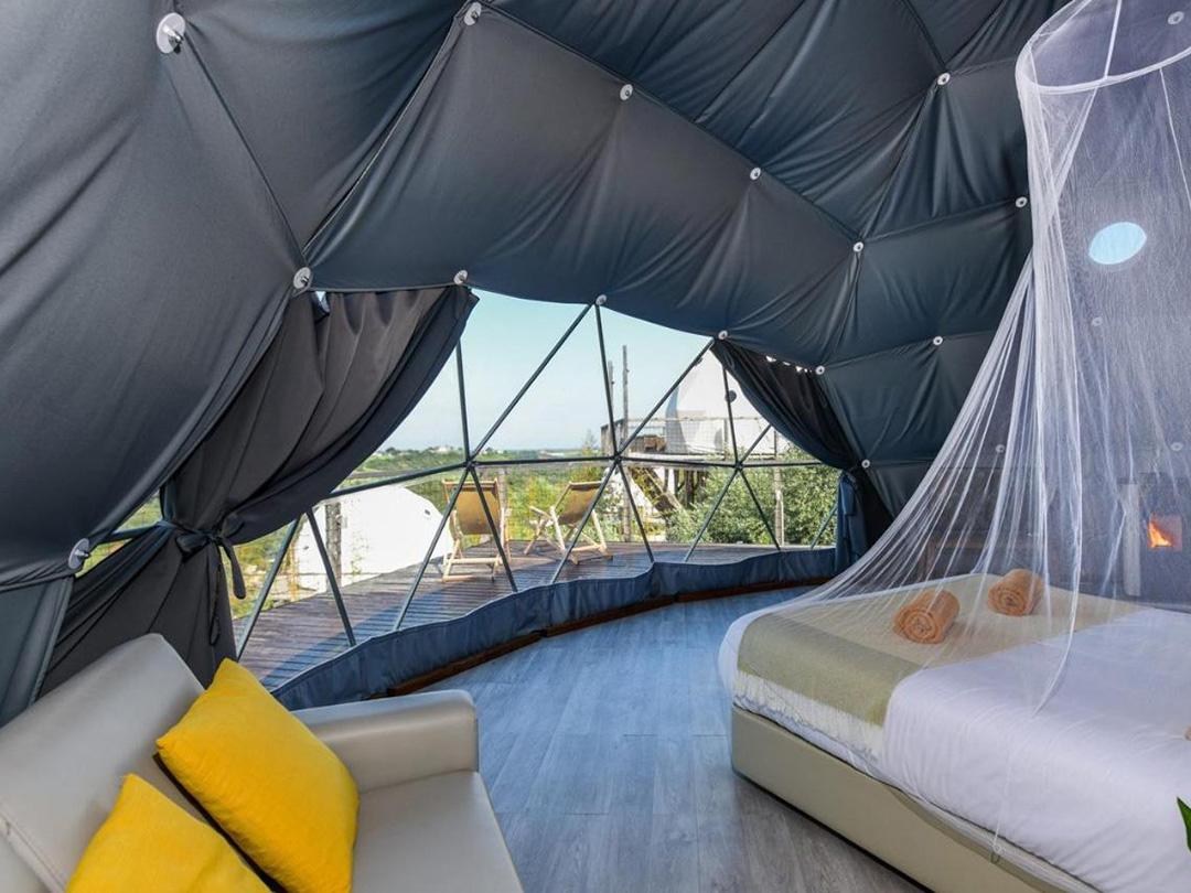 Bubble tenten Portugal
