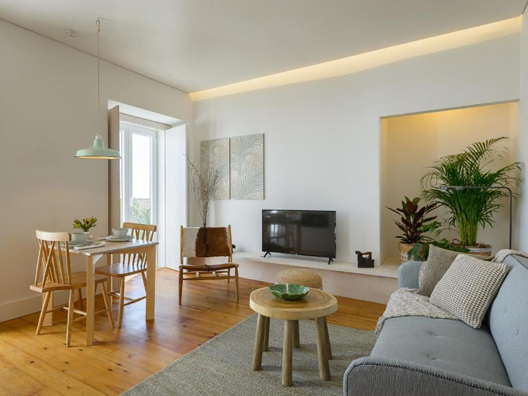 Appartement Lissabon met zwembad